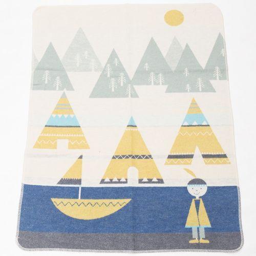 Бебешко одеяло Juwel - Типи